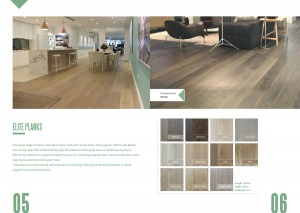 Oak Flooring Brochure