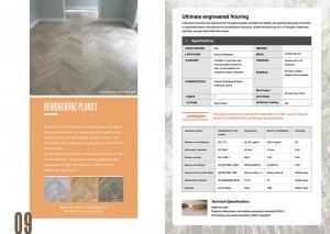 Oak Flooring Brochure